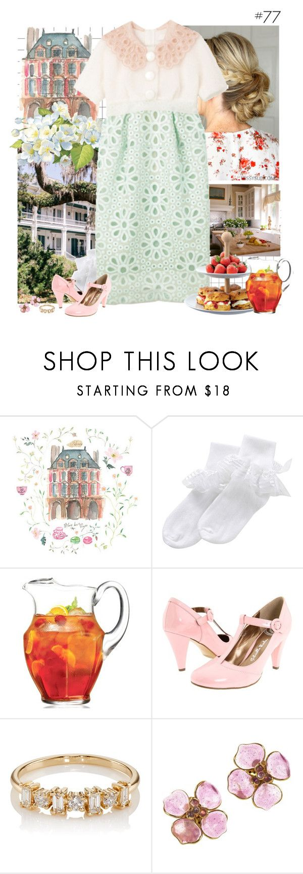 """""""#77"""" by lessalice ❤ liked on Polyvore featuring Copper Key, Louis Vuitton, The Cellar, Gabriella Rocha, Ileana Makri and Chanel"""