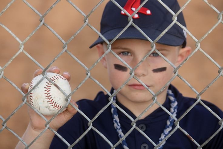 Youth Baseball Photography Ideas