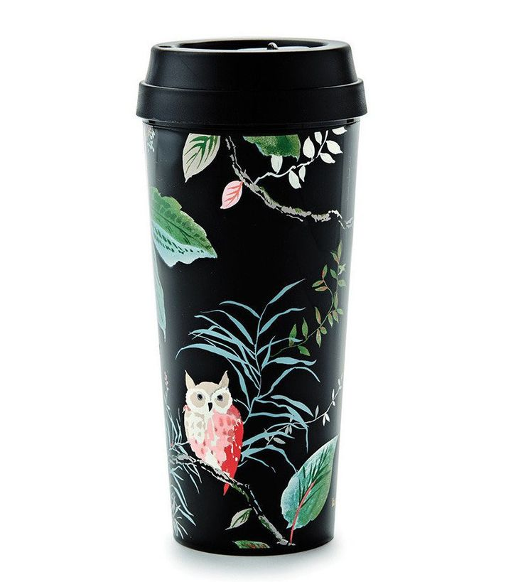 Whether you fancy hot coffee or iced green tea, take it to go in these thermal mugs. the bpa-, phthalate-, and lead-free construction means you can sip and savor safely. - acrylic thermal mug with pla
