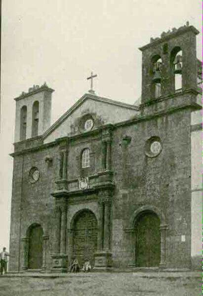 Tacoronte. 1900