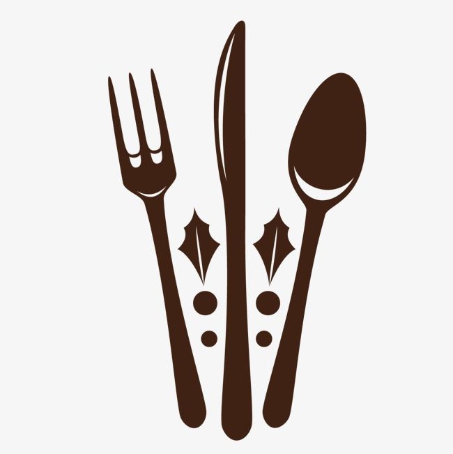 Cutlery Set Vector Spoon Knife Fork Png And Vector With