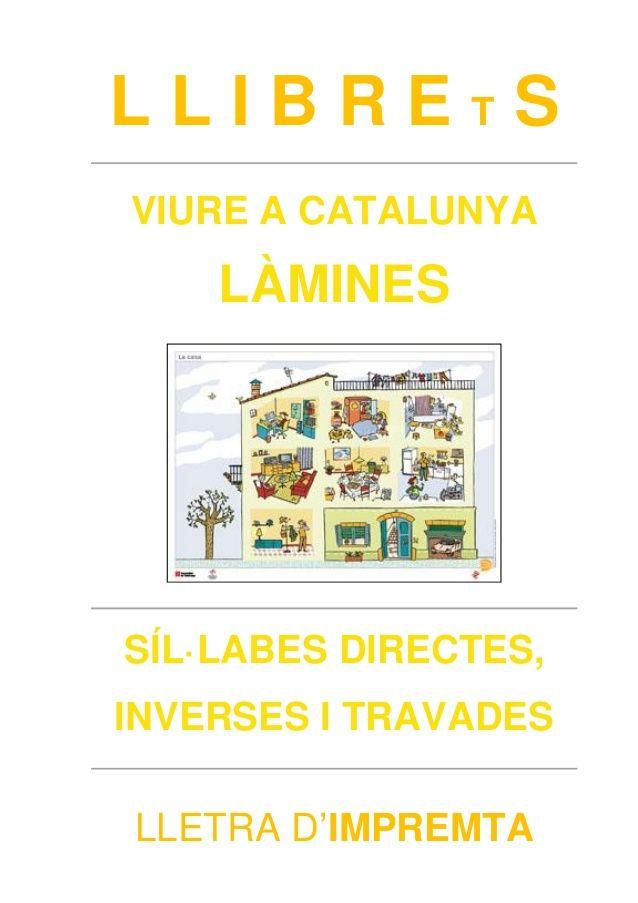 LLIBREt Viure a Catalunya - Làmines