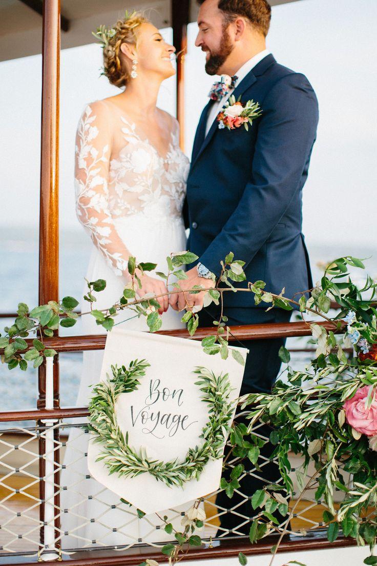 Mediterranean Styled Wedding at Pier 290, Lake Geneva