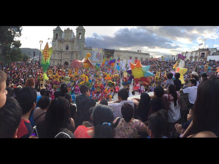 La Guelaguetza Festivals in Oaxaca