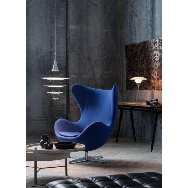 Fritz Hansen Egg Chair loungestoel. Wat een schoonheid! @fritzhansen #loungestoel #design #Flinders
