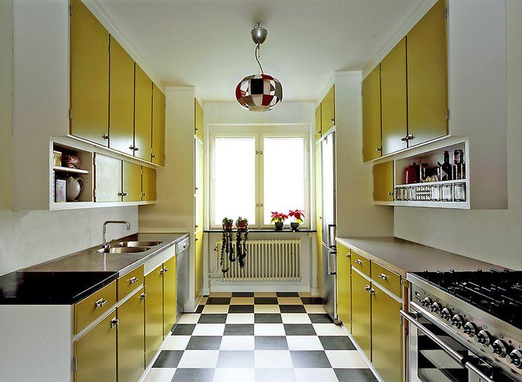 Kvanum Kok Ab : kvonum kok retro  retro kitchens color av mollansverkstoder hus