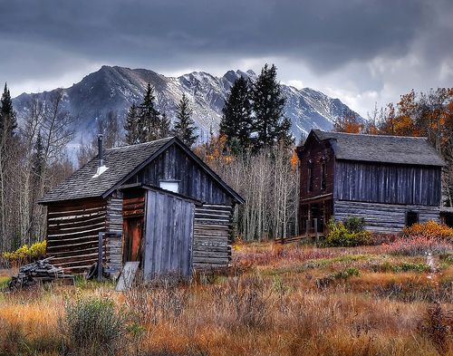Ghost Town - Ashcroft Colorado