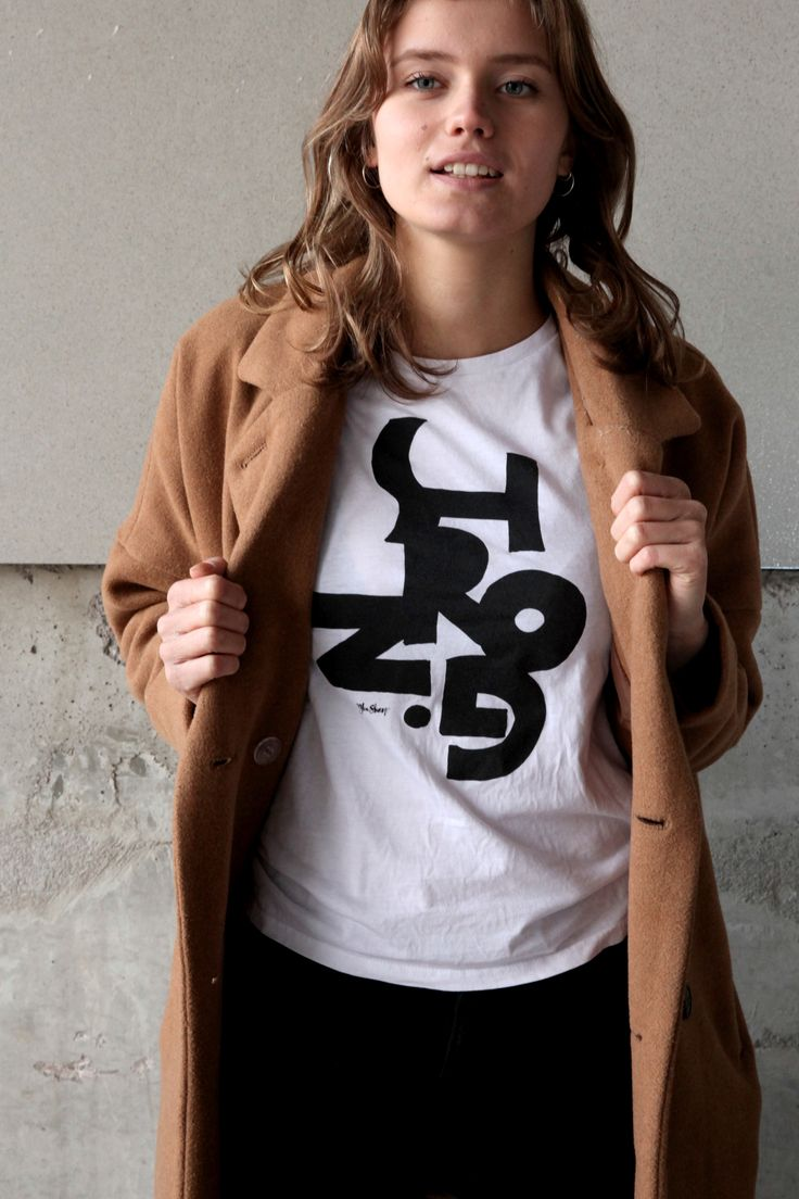 T-shirt by: Ylva Skarp Photo by: Susanne Kings