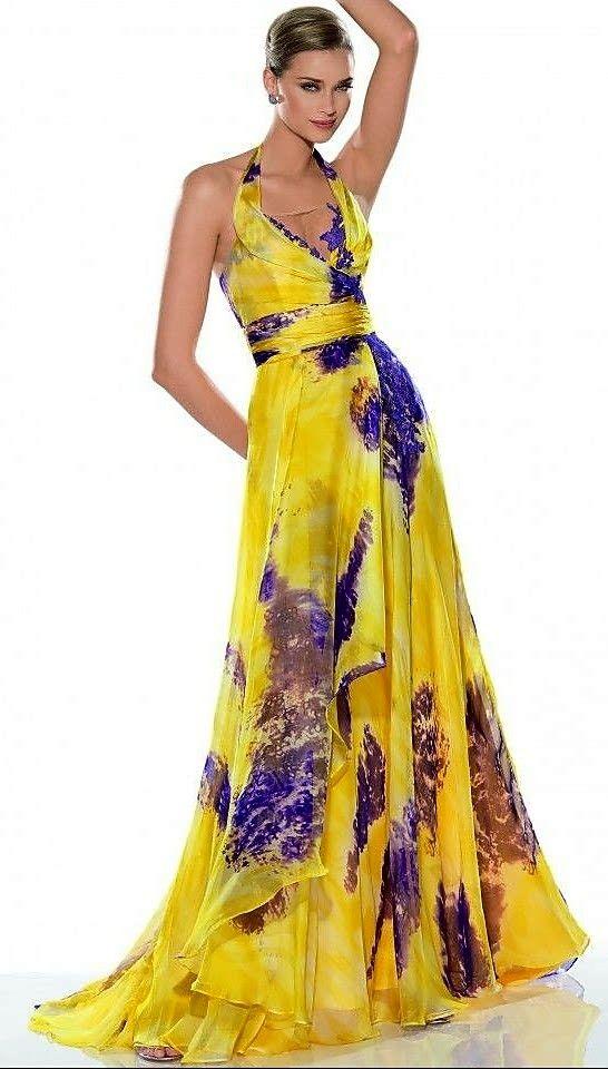 Vestidos de fiesta elegantes valencia