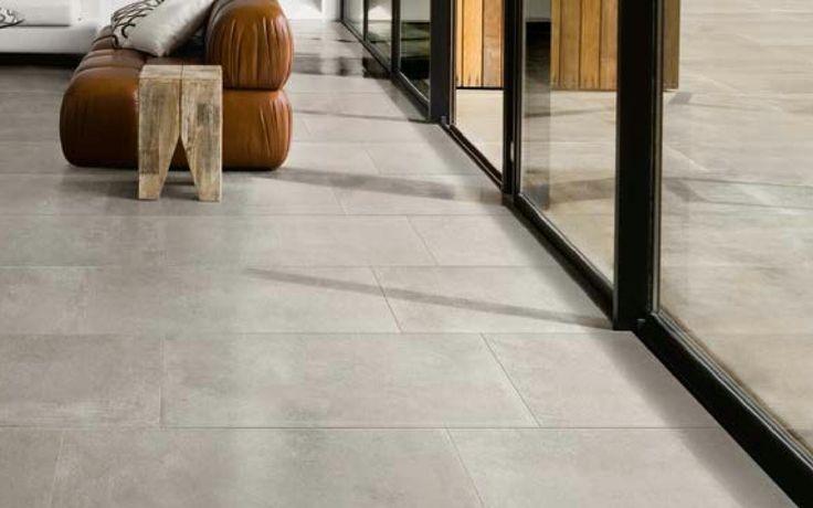 Lyme Bay Sidmouth Grey Indoor Outdoor Tiles #tiles #floortiles #indoor # Outdoor # Part 97