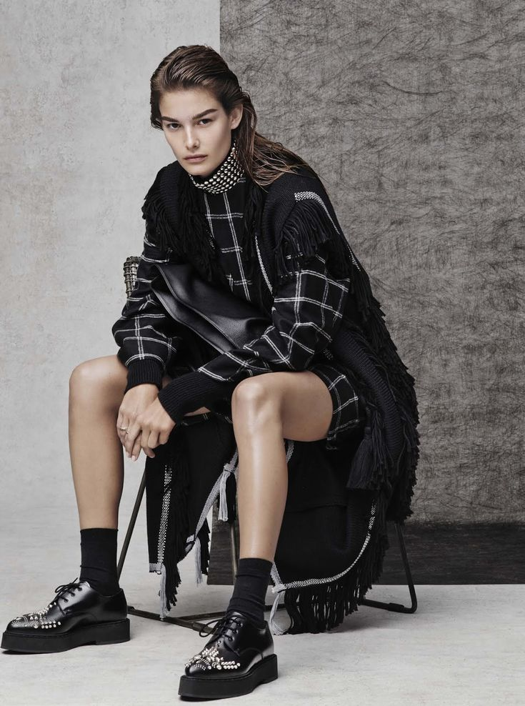 a new attitude: ophelie guillermand by jason kibbler for the edit by net-a-porter 8th october 2015   visual optimism; fashion editorials, shows, campaigns & more!