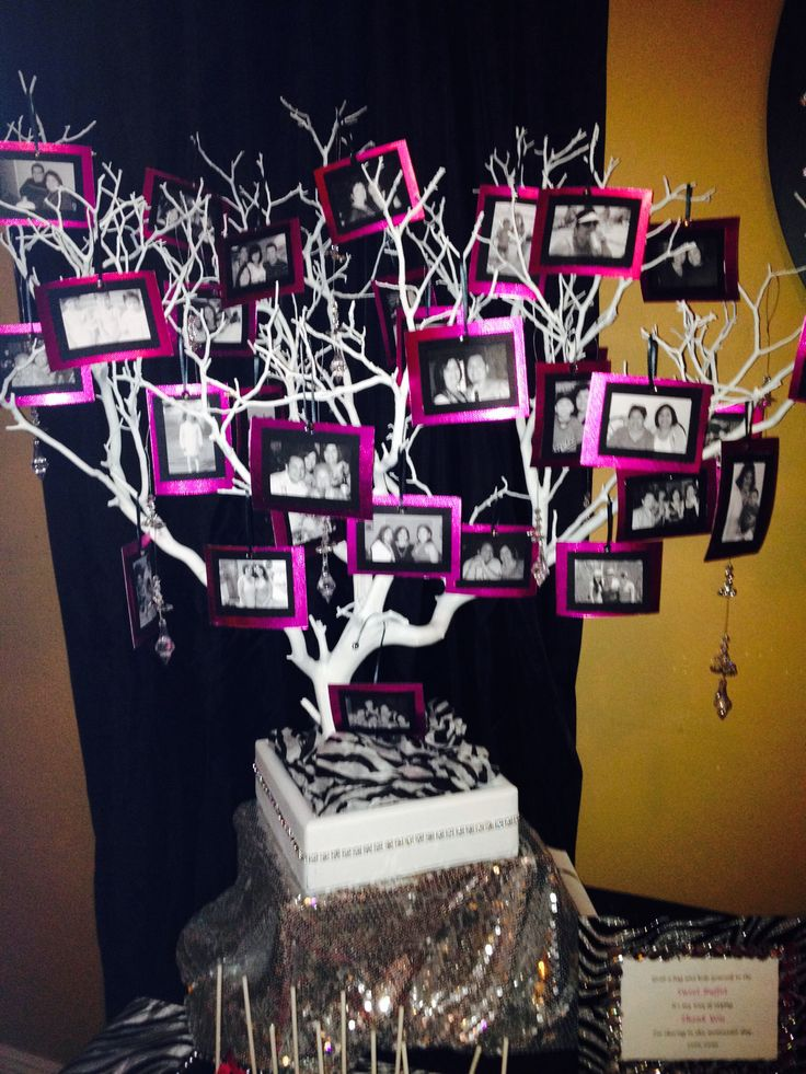 Great for maybe a sweet 16 party or a New Year extravaganza!  Perfect for memories.