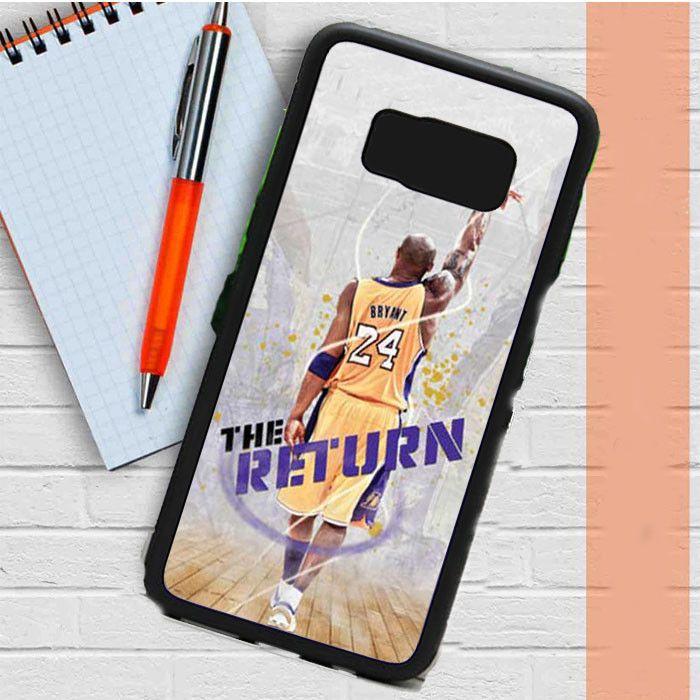 Kobe Bryant The Return Samsung Galaxy S8 Plus Case Dewantary