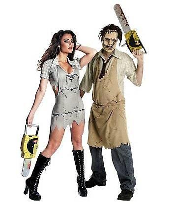 Идеи для костюма на хэллоуин для пары