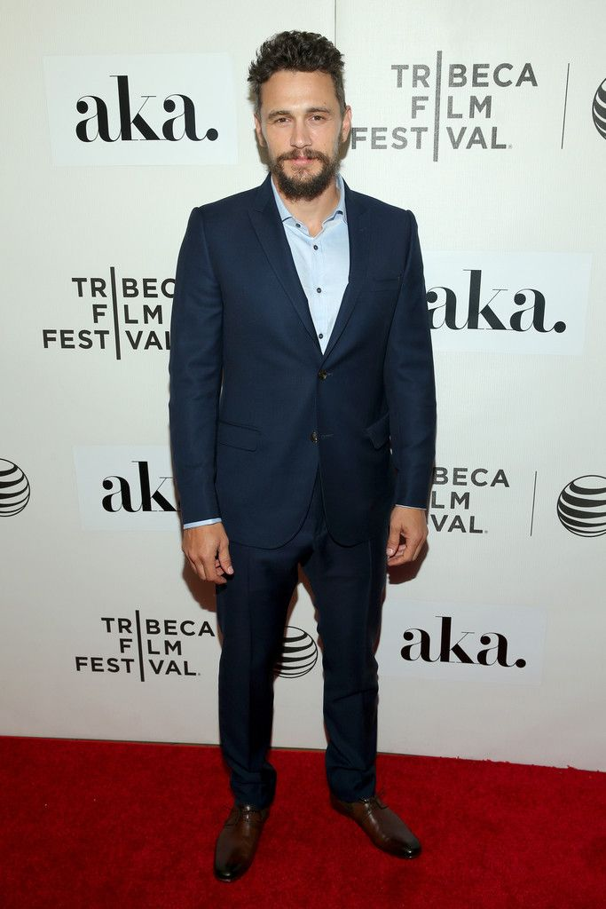 """James Franco Photos - Actor James Franco attends the premiere of """"The Adderall Diaries"""" during the 2015 Tribeca Film Festival at BMCC Tribeca PAC on April 16, 2015 in New York City. - 'The Adderall Diaries' Premiere - 2015 Tribeca Film Festival"""