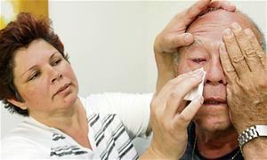 Cirurgia de catarata deixa seis cegos