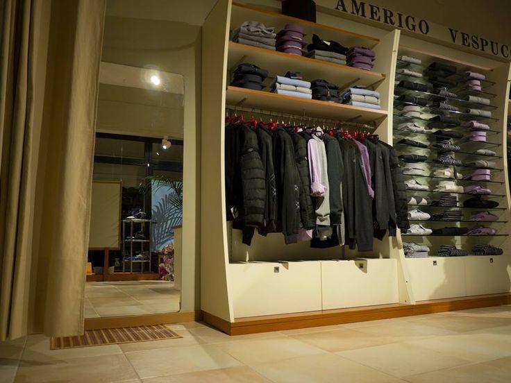 #abbigliamento #moda #uomo #donna #amerigovespucci #modena