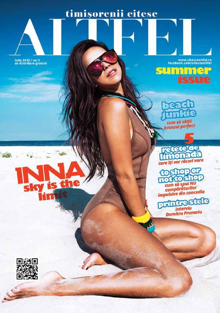 Revista Altfel July 2015 - Altfel magazine