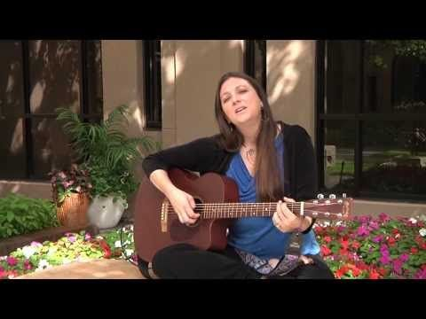 "The third 2013 Unity World Day of Prayer video with Rev. Erin McCabe of Silent Unity, musician and senior minister at Unity Village Chapel, explaining how music can enrich and rejuvenate the soul and then sharing her original song, ""Deliver Me."" Click the pic to watch the video."