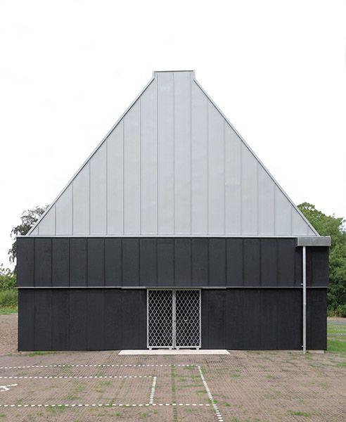 Jonathan Hendry Architects, Village Hall