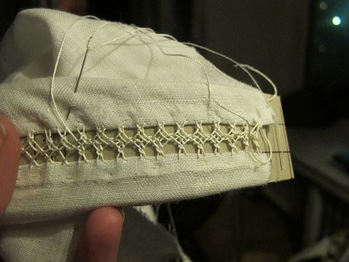 Embroidered St. Birgittas cap - 5