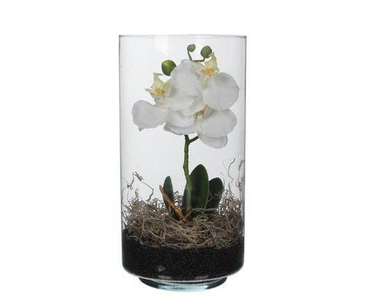 #orhidee #artificiala #ghiveci #floare #qdecor
