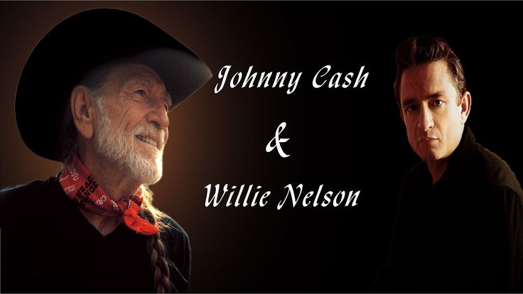 Top Tracks Johnny Cash & Willie Nelson Greatest Hits Album | Best Of Joh...