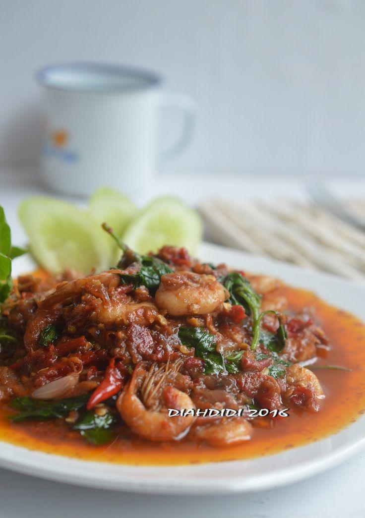 Diah Didi's Kitchen: Sambal Udang Kemangi
