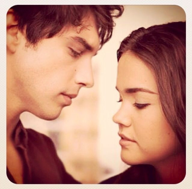 brandon and callie foster relationship season 2