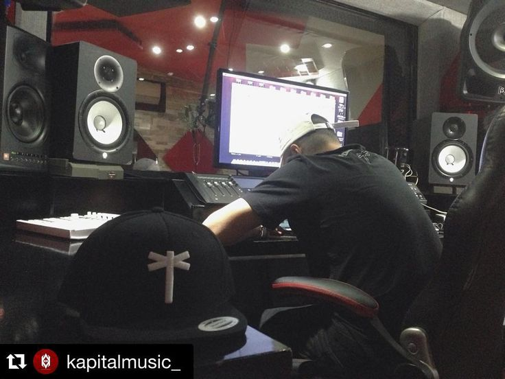 In the studio with Kapital Music