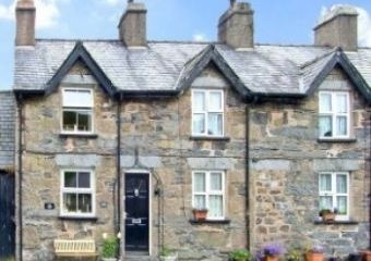 Castiel Cottage Dogs-welcome Cottage, Ysbyty Ifan, North Wales