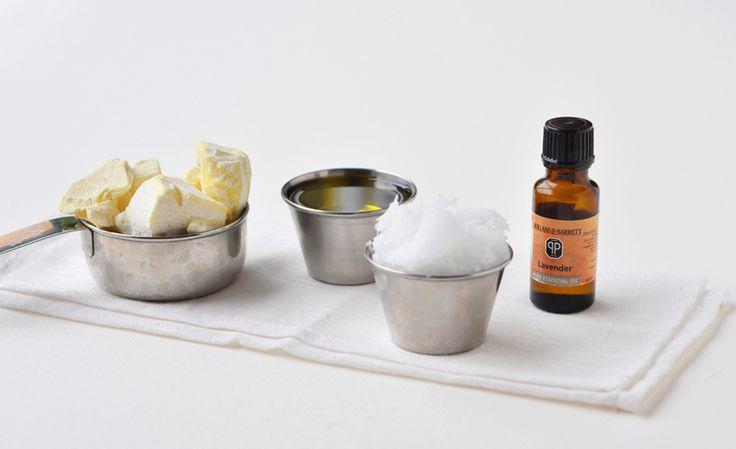 beurre corporel ingrédients
