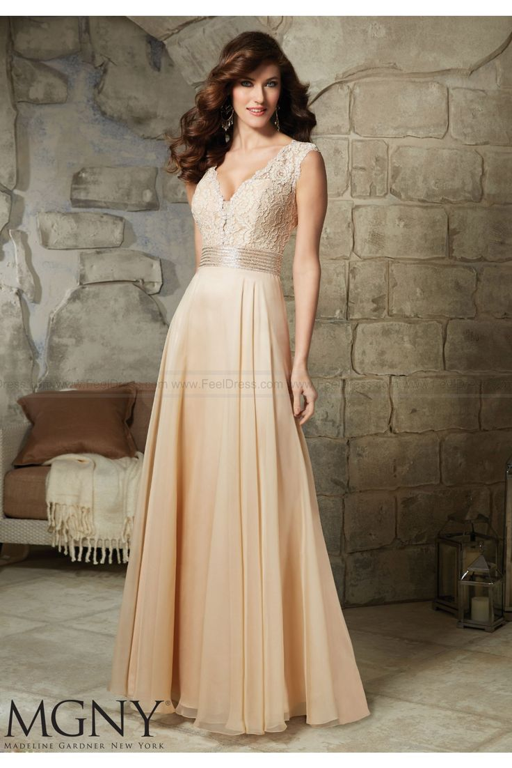 Mori Lee Evening Gown 71241