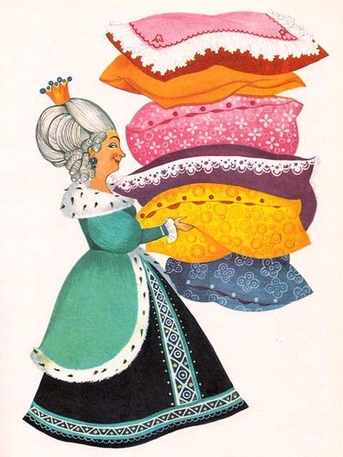 Prinzessin auf der erbse comic  462 best Fairy Tales images on Pinterest | Book illustrations ...