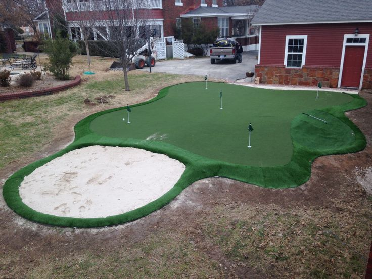 Texas Artificial Putting Greens