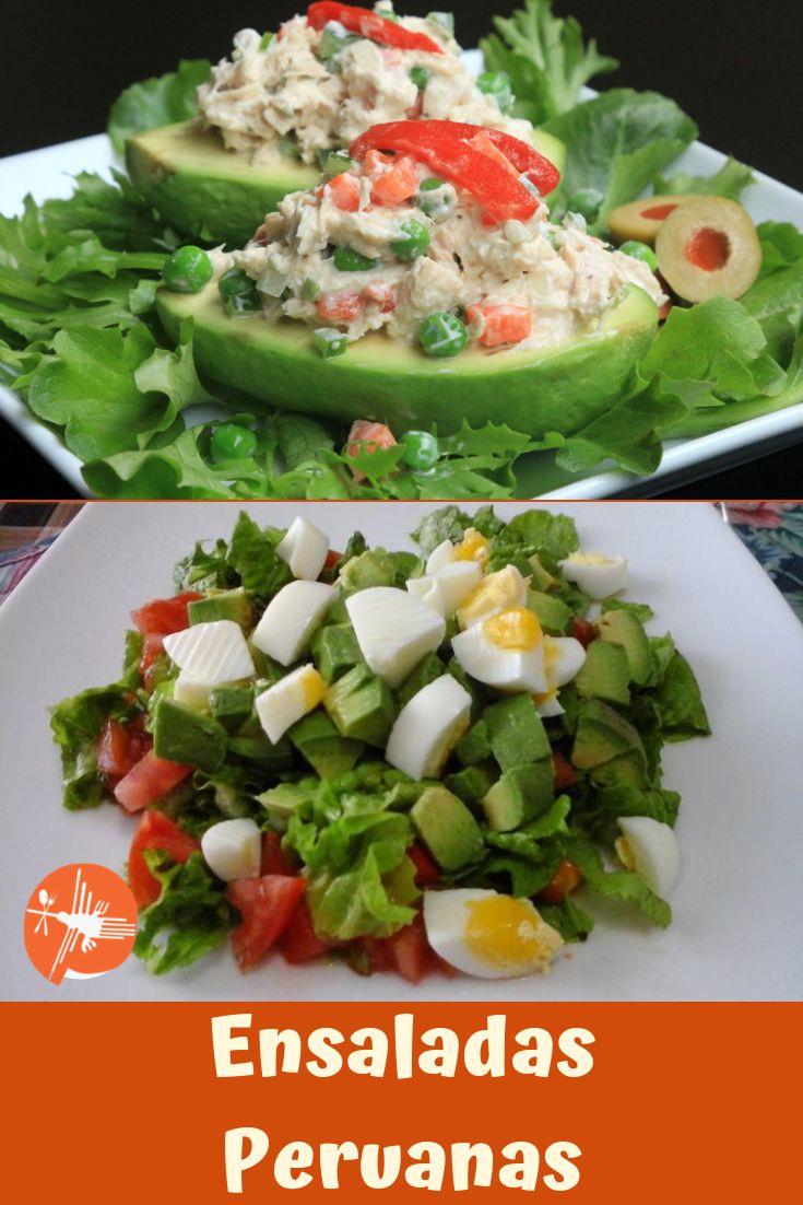 """✅ INGRESA a la Web ✔ que encontraras nuestros mejores y deliciosas """"Ensaladas Peruanas"""" 🥗🥗 ......**** No esperes mas y convierte en un verdadero especialista de la Comida Peruana, asimismo encontradas entre otras deliciosas recetas peruanas *****...... #ensaladasperuanas #peruviansalad #salad #recetaperuana #peruvianrecipe #peruviandishes #comidarica #peru #comidaperuana #peruvianfoods #cocinaperuana #peruviancousine #peruviangastronomy #gastronomiaperuana Salade Healthy, Peruvian Recipes, Latin Food, Chicken Salad Recipes, Cobb Salad, Potato Salad, Brunch, Favorite Recipes, Meals"""