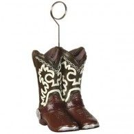 Boots Photo Holder / Balloon Weight $13.50 BE50930