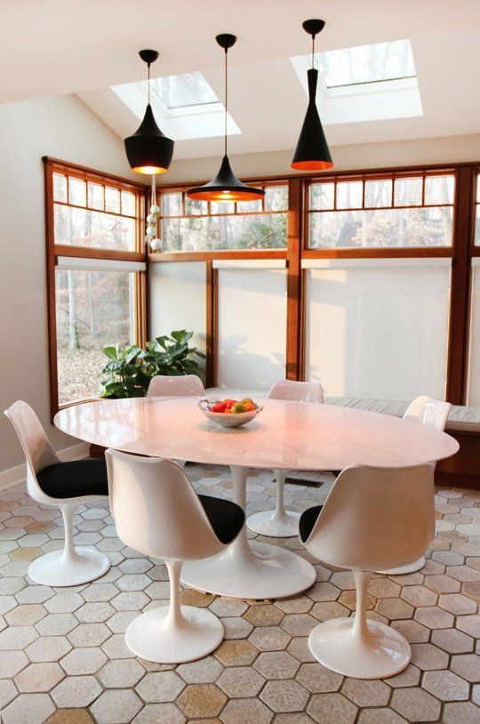 182 best Tulip Chairs & Tables images on Pinterest