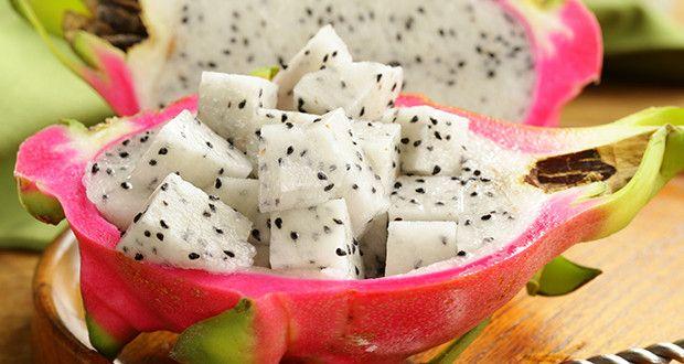 Питахайя – экзотический и диетический фрукт