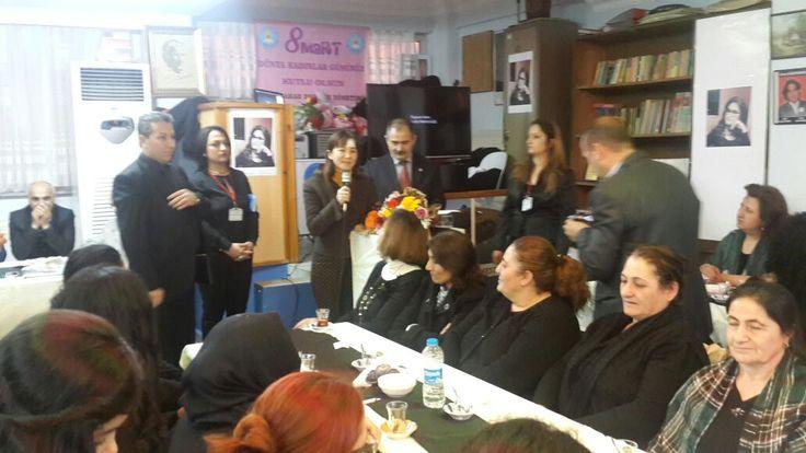 """"""" Özgürlük, Demokrasi, Adalet Mücadelemizde Kadın Emeği Yarınlara Umut Olacak ! """"  Erzincan Refahiye Gümüşakar Köyü Derneğinde Kadınlarımızla, daha güçlü bir dayanışma için bir araya geldik !  Meltem Yücel Pir , CHP İstanbul 2. Bölge Milletvekili Aday Adayı  www.meltemyucelpir.com"""