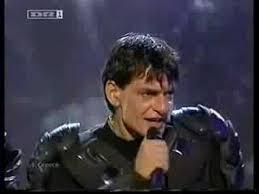 Michalis Rakintzis S.A.G.A.P.O. 2002