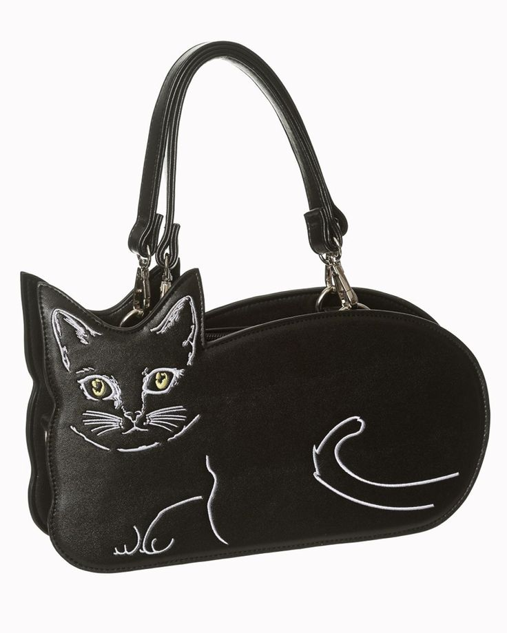 Banned Apparel | Kitty Cat Bag  - Tragic Beautiful buy online from Australia