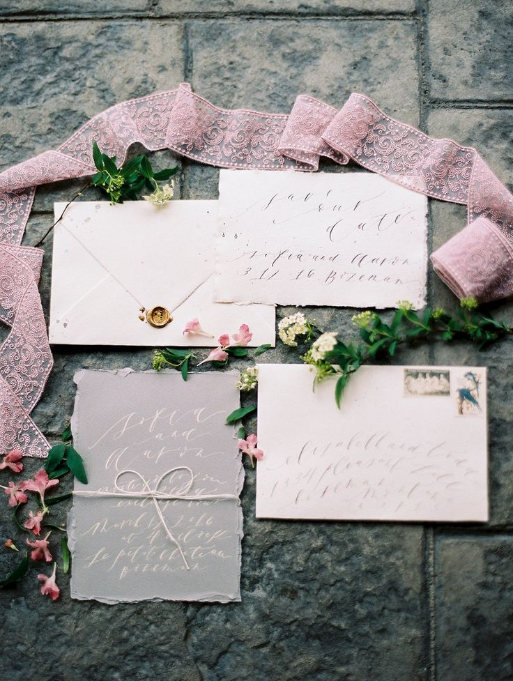 Ethereal and Organic Wintry Wedding by Pam Terpstra Photography | Wedding Sparrow