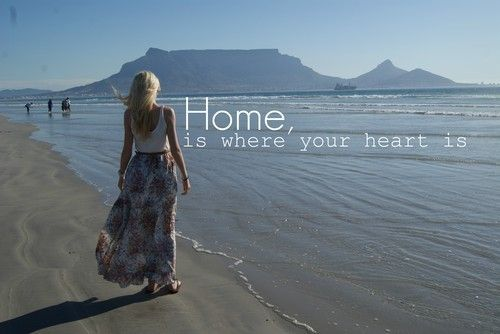 Beach Ocean Quotes | beach, beautiful quotes, cape town, cool, cute - inspiring picture on ...