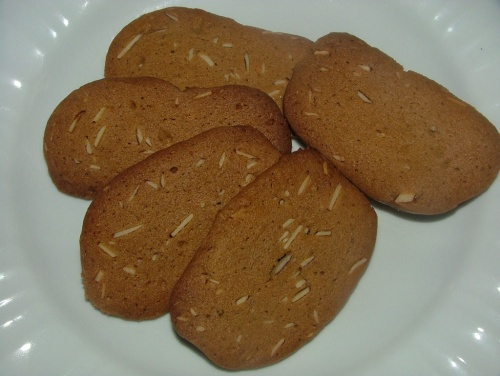 Over at Julie's: Dutch Windmill Cookies ~ Speculaas