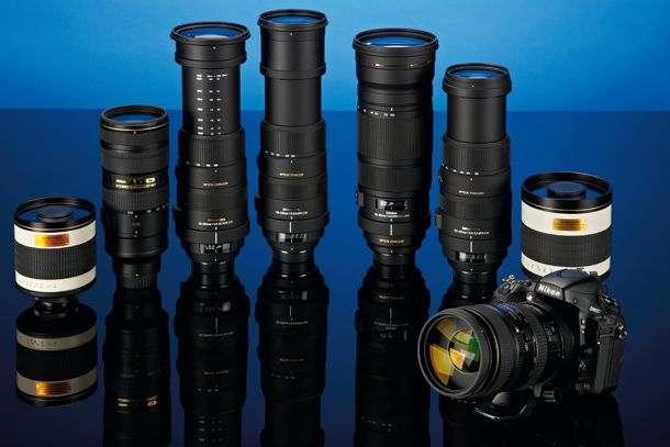 9 things to know about using a super-telephoto lens