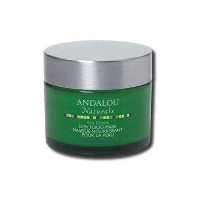 Andalou Naturals - Skin Food Mask Nourishing Avo Cocoa - 1.7 oz.