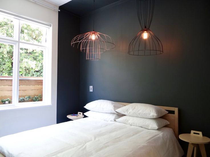 Micro hotel  bedroom suite. The Parkhouse. Cape Town