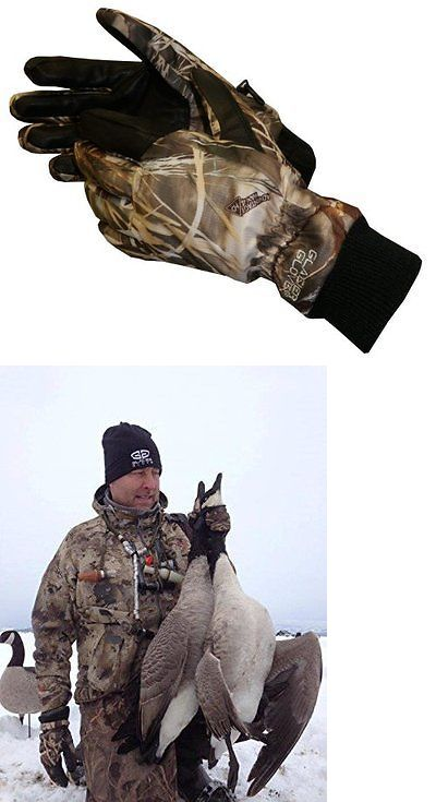 Gloves 65974: Glacier Glove Alaska Pro Camo Waterproof Insulated Glove, Advantage, X-Large -> BUY IT NOW ONLY: $32.93 on eBay!