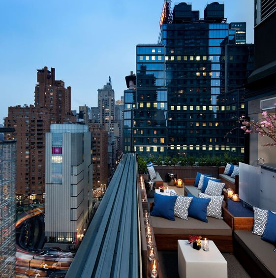 With all its homely elegance, Central Park views and refined über-cool - Above 6 may just well be our new favourite Manhattan bolthole...